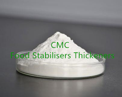 China Food Grade CMC Thickening Agent High purity Cellulose Food Additive HALA Approval supplier