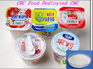 Ice Cream Food Additive Stabilizer White CMC Sodium Carboxymethyl Cellulose