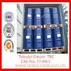 Innocuous TBC Tributyl Citrate Natural PVC Plasticizer For Medical Plastic Products