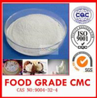 Cellulose Gum Food Additive Stabilizer For Drinks CMC CAS No. 9004-32-04 99.5% Purity