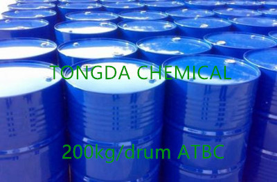 Clear Liquid Acetyl Tributyl Citrate CAS 77 - 90 - 7 Cellulose Paint Plasticizers